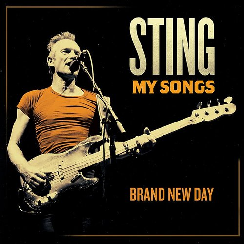 Sting - Brand New Day (My Songs Version) - Single