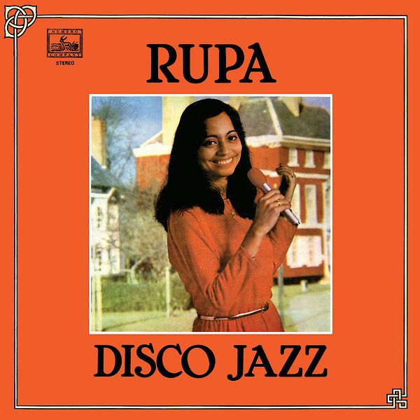Rupa - Disco Jazz [Colored Vinyl] (Grn) (Can)