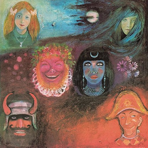 King Crimson - In The Wake Of Poseidon (MQA-CD) (Paper Sleeve)