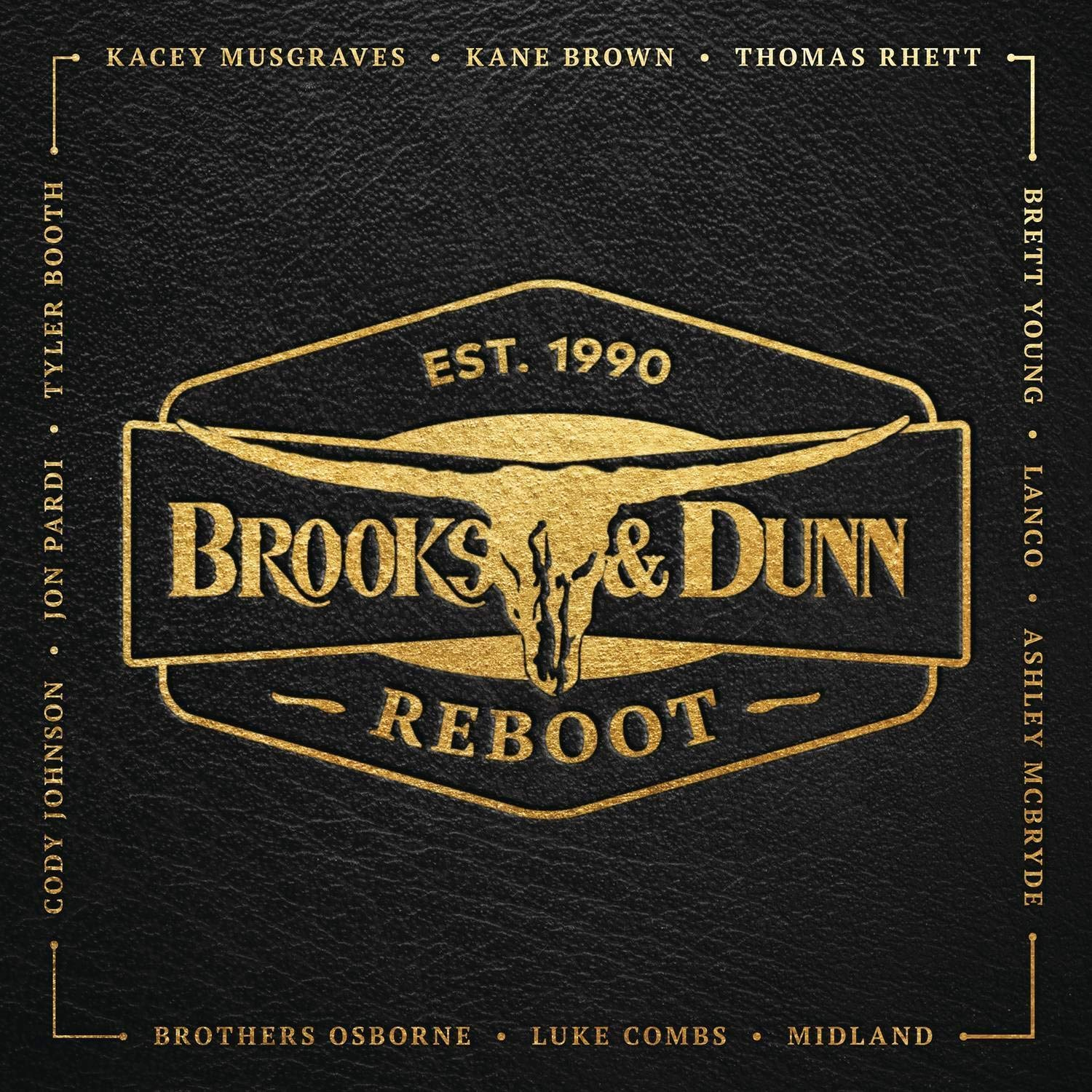 Brooks & Dunn - Reboot [LP]