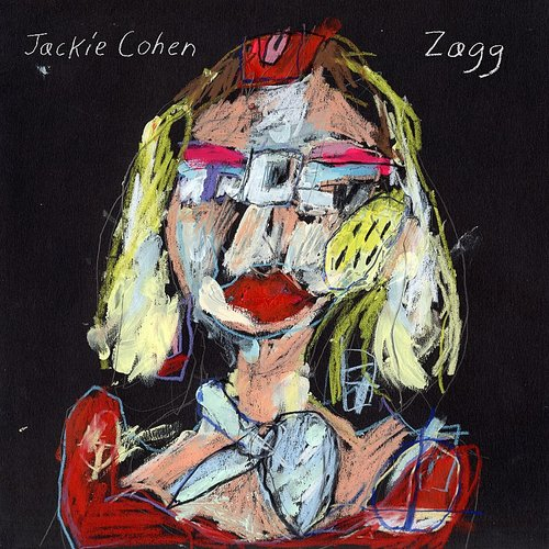 Jackie Cohen - Get Out - Single