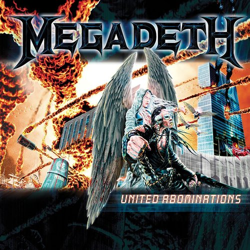 Megadeth - United Abominations (2019 - Remaster)