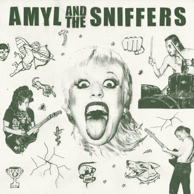 Amyl and The Sniffers - Amyl and The Sniffers [LP]
