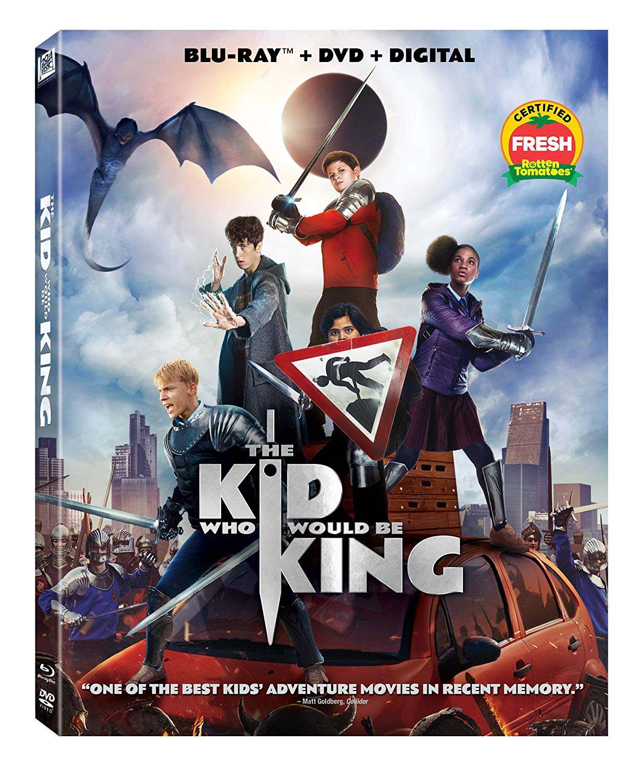 The Kid Who Would Be King Movie The Kid Who Would Be King Monster Music Movies