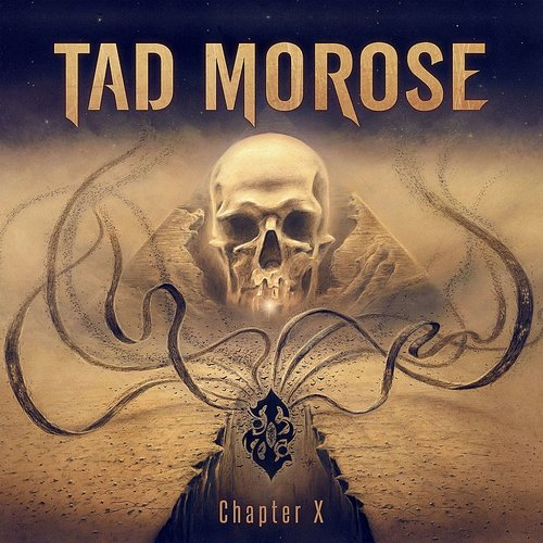 Tad Morose - Chapter X (Red) (Uk)