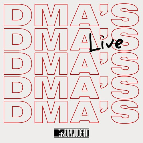 DMA's - The End (Mtv Unplugged Live) - Single