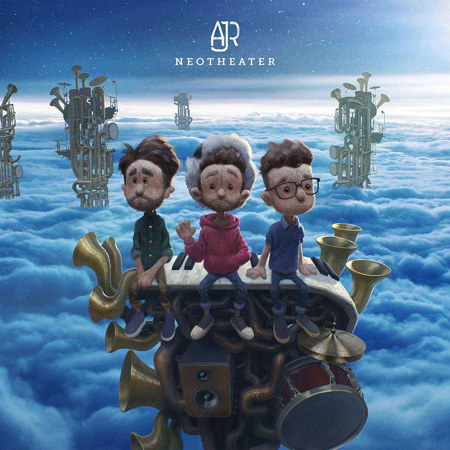 AJR - Neotheater [Indie Exclusive Limited Edition LP]