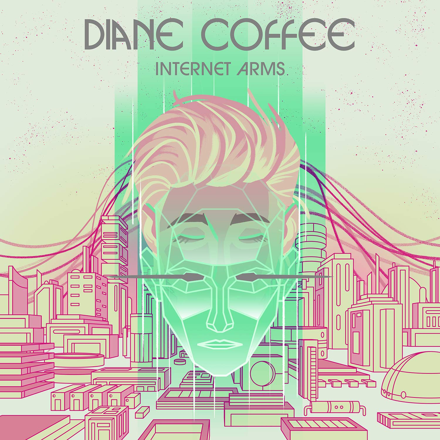 Diane Coffee - Internet Arms [LP]