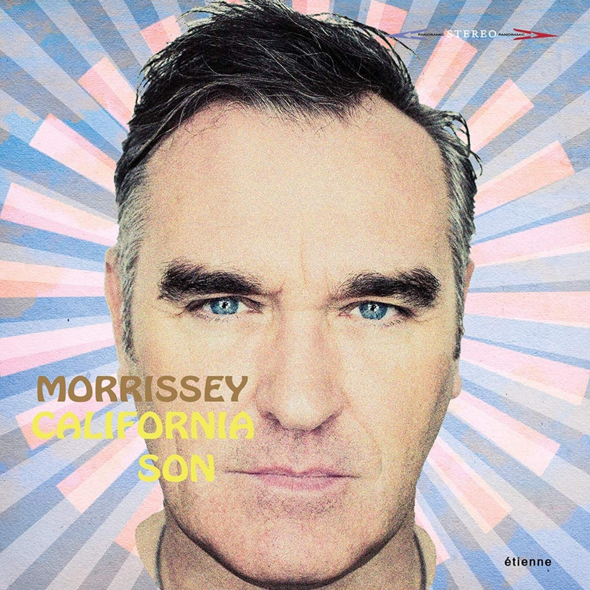 Morrissey - California Son [Indie Exclusive Limited Edition Blue LP]