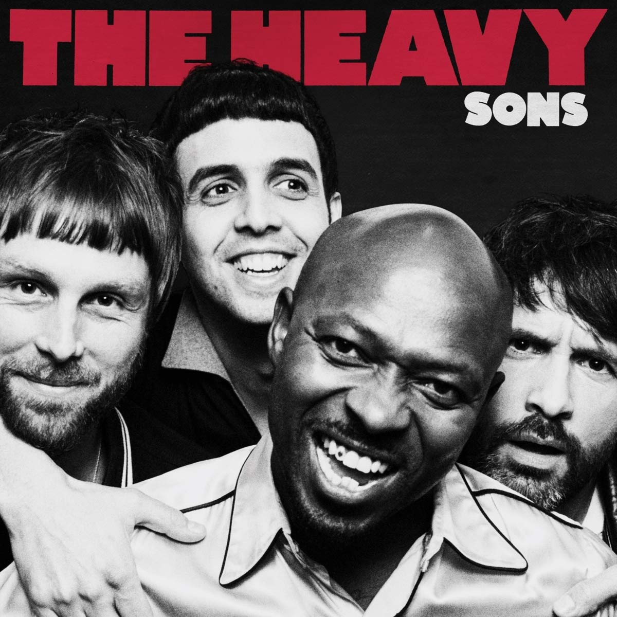 The Heavy - Sons [Import LP]