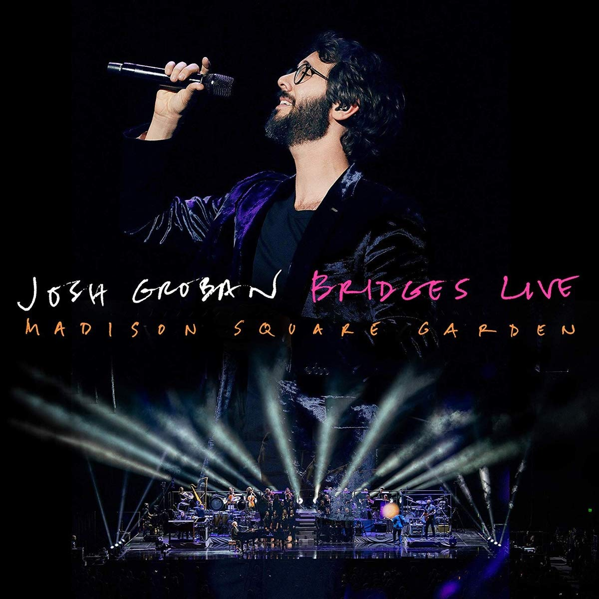 Josh Groban - Bridges Live: Madison Square Garden [CD/DVD]