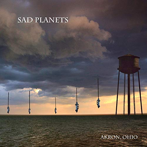 Sad Planets - Akron, Ohio [LP]