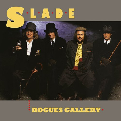 Slade - Rogues Gallery (Expanded)