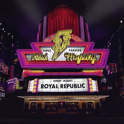 Royal Republic - Fireman & Dancer - Single