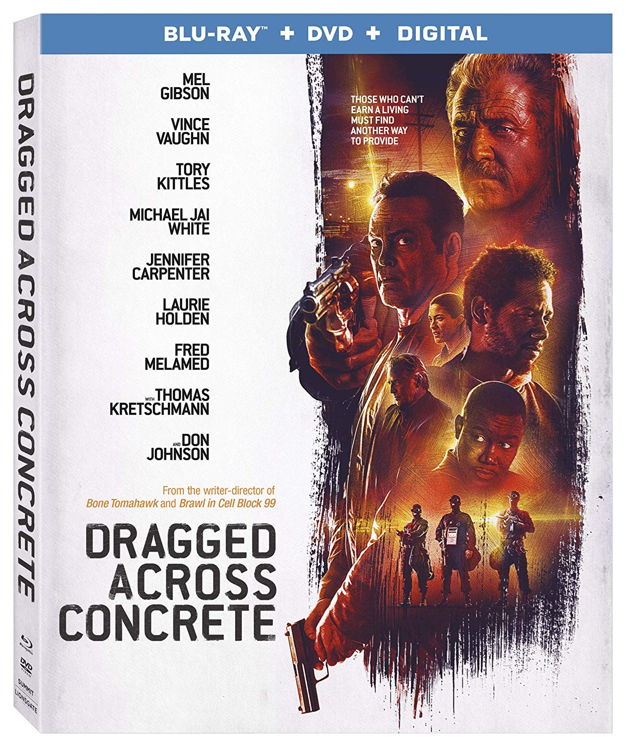Dragged Across Concrete [Movie] - Dragged Across Concrete