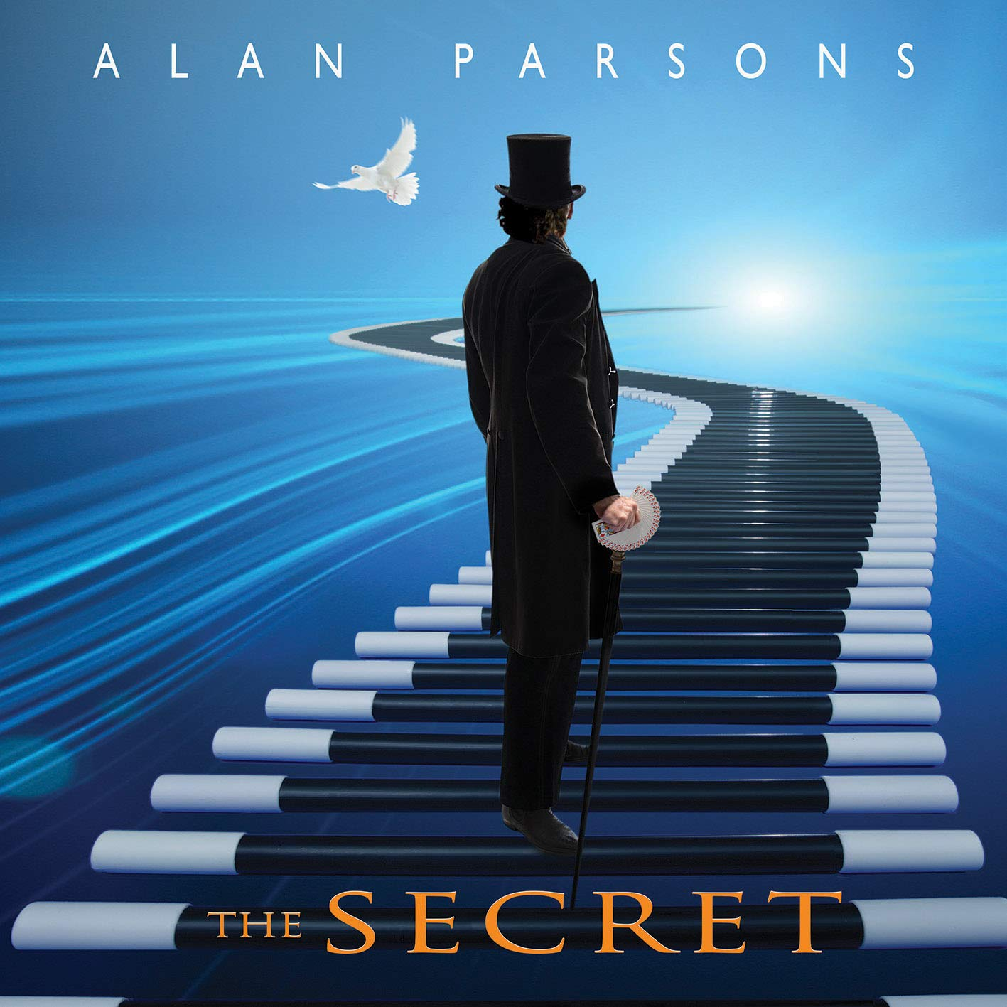 Alan Parsons - The Secret [LP]