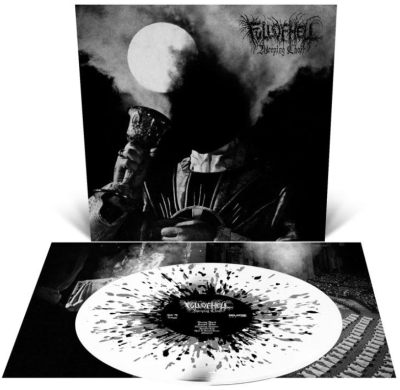 Full Of Hell - Weeping Choir [Indie Exclusive Limited Edition Heavy Black & Grey Splatter LP]