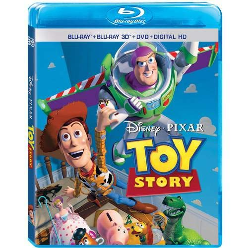 Toy Story [Movie] - Toy Story [3D]