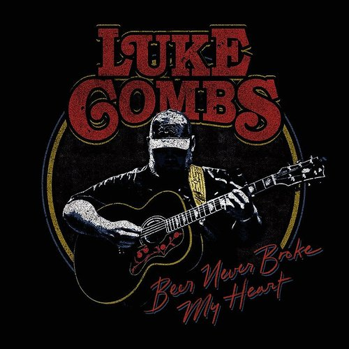 Luke Combs Beer Never Broke My Heart Single Record Store Day