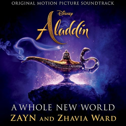 "Zayn - A Whole New World (End Title) (From ""Aladdin"")"