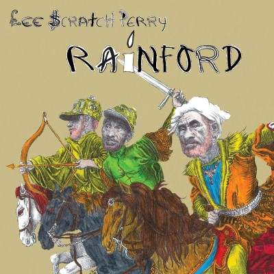 Lee 'scratch' Perry - Rainford [Limited Edition Gold LP]