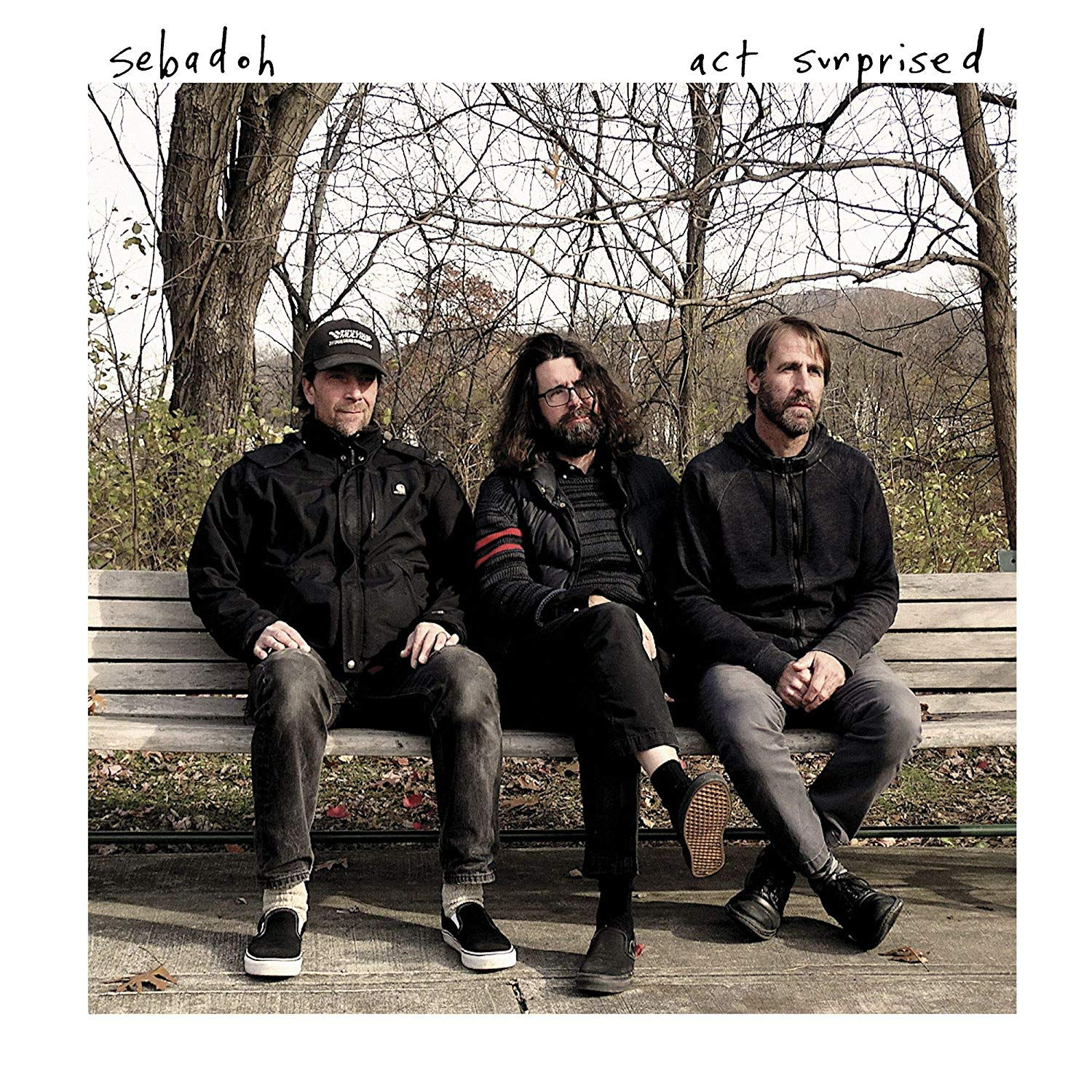 Sebadoh - Act Surprised [Indie Exclusive Limited Edition Orange LP]