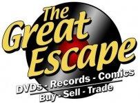Home | The Great Escape - Music & More