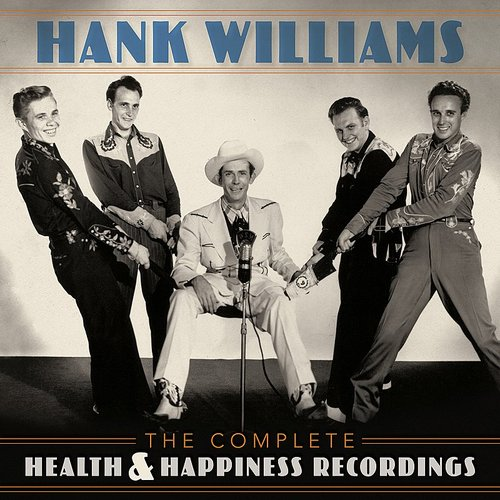 Hank Williams - Lost Highway (Health & Happiness Show Four, October 1949) - Single