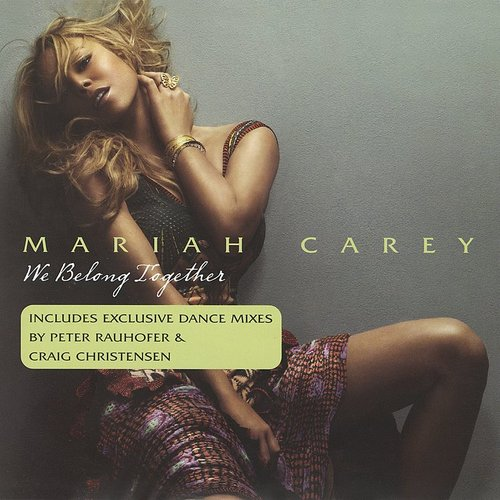 Mariah Carey - We Belong Together - Single