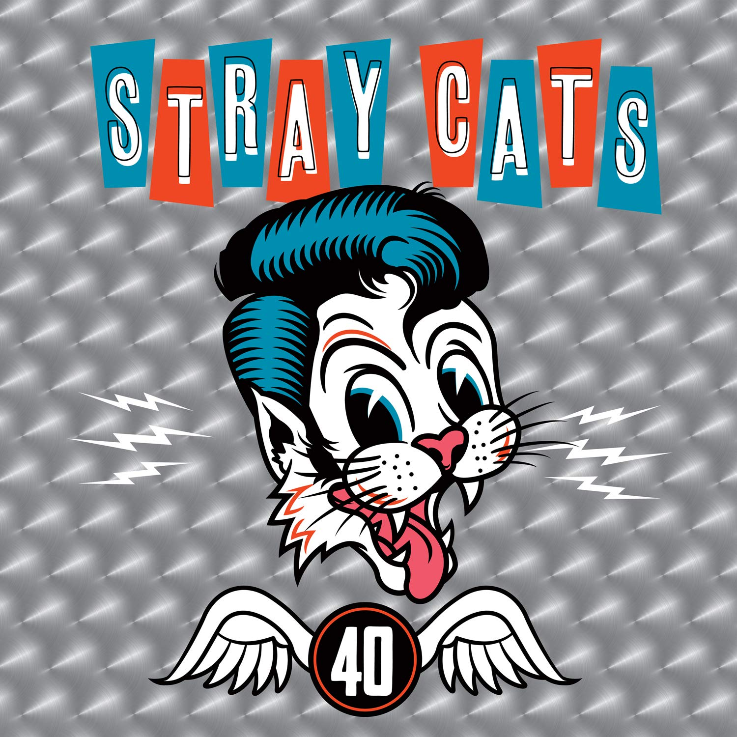 Stray Cats - 40 [Indie Exclusive Limited Edition LP]