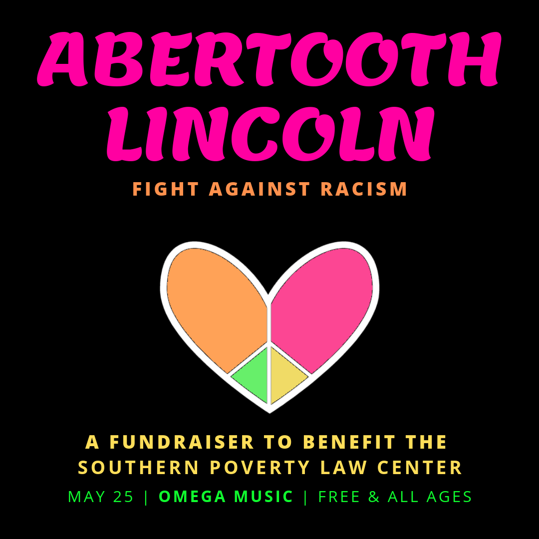 SPLC Benefit featuring Abertooth Lincoln
