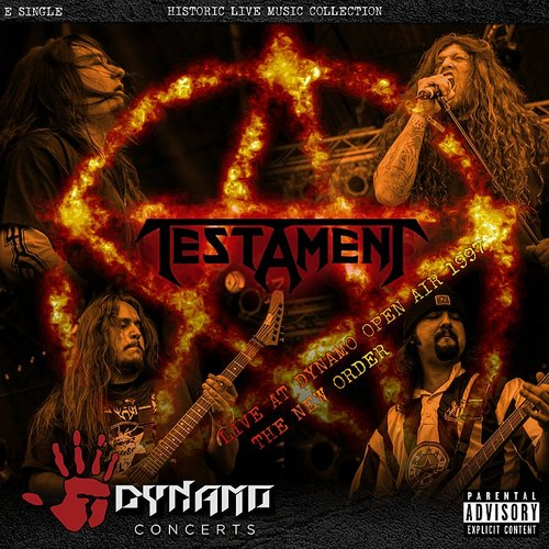 Testament - The New Order (Live At Dynamo Open Air / 1997) - Single