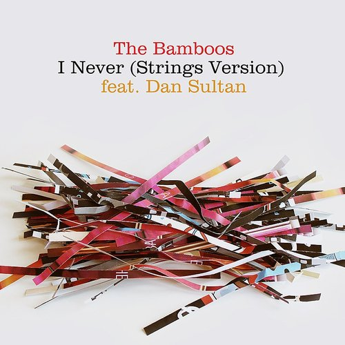 The Bamboos - I Never (Feat. Dan Sultan) [Strings Version] - Single