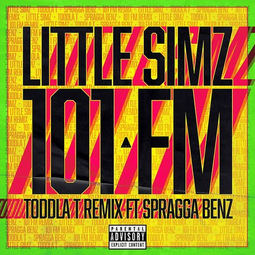 Little Simz - 101 Fm (Toddla T Remix)