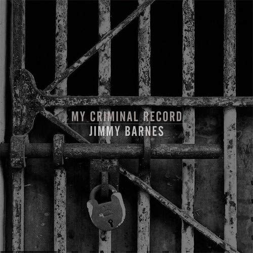 Jimmy Barnes - My Criminal Record [Import LP]