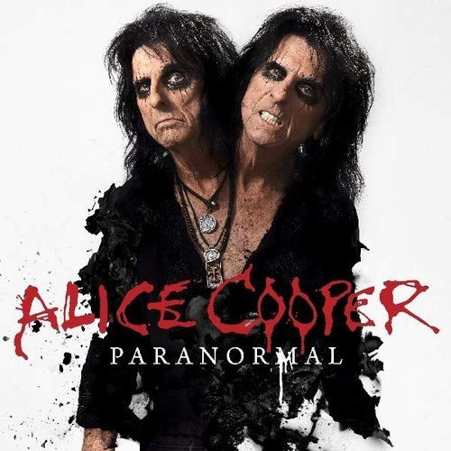 Alice Cooper - Paranormal [Import Limited Edition LP]