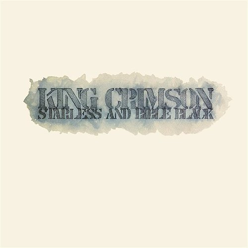 King Crimson - Starless And Bible Black (MQA-CD) (Paper Sleeve)