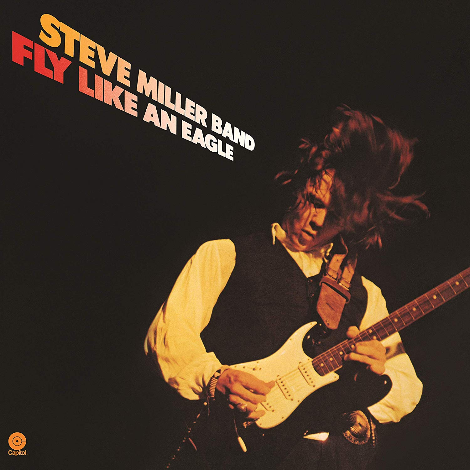Steve Miller - Fly Like An Eagle (Reis)
