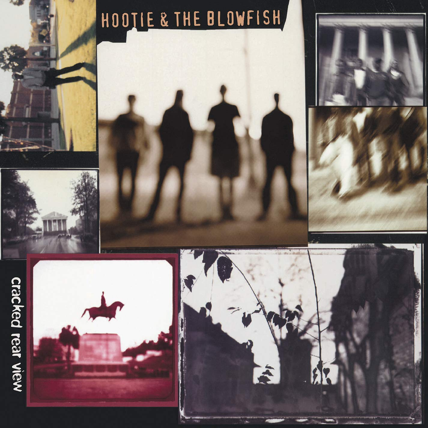 Hootie & The Blowfish - Cracked Rear View [LP]