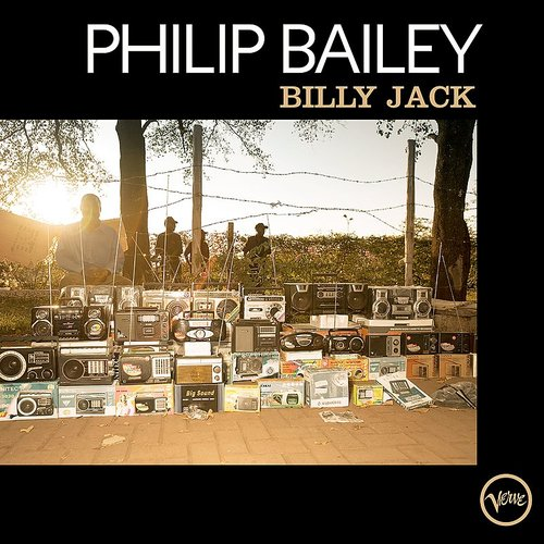 Philip Bailey - Billy Jack (Radio Edit) - Single