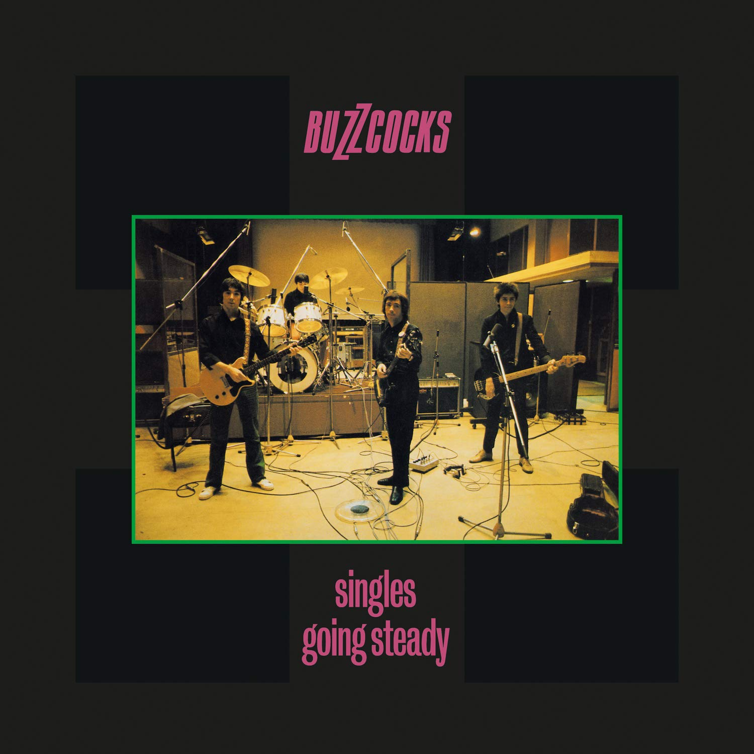 Buzzcocks - Singles Going Steady [Indie Exclusive Limited Edition Purpleish Pink LP]