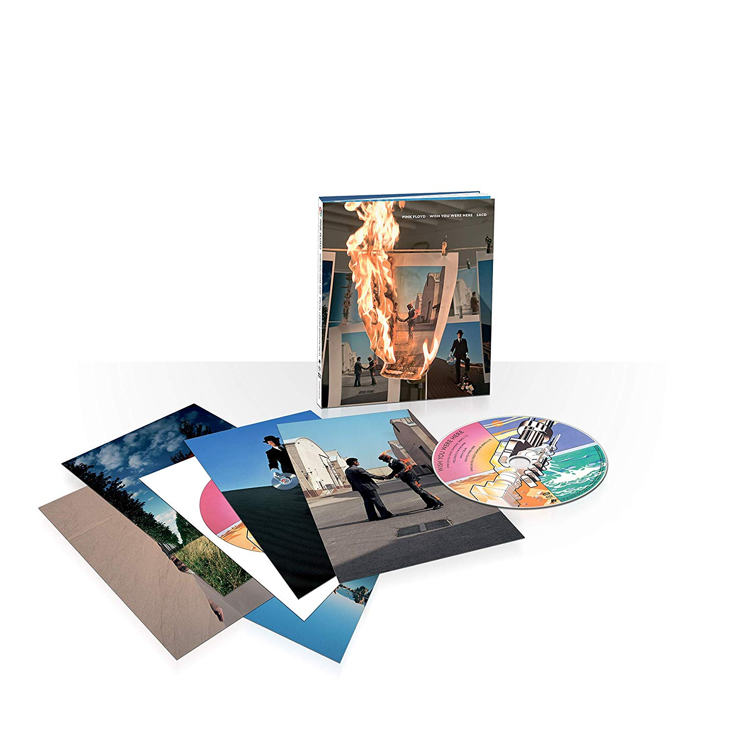 Pink Floyd - Wish You Were Here (Hybrid Multichannel SACD)