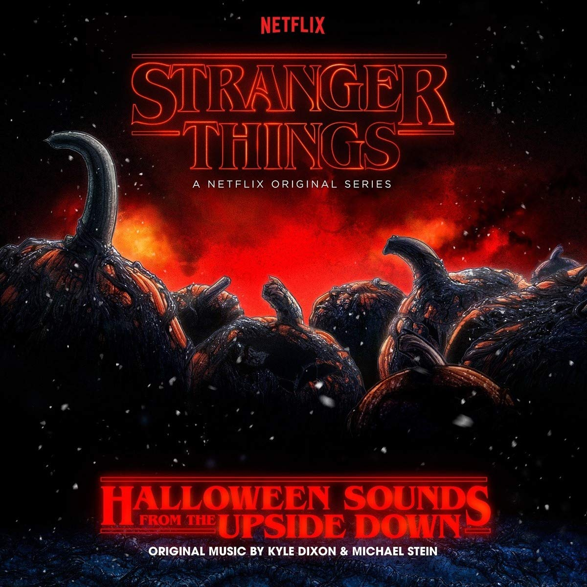 Kyle Dixon & Michael Stein - Stranger Things Halloween Sounds Of The Upside Down [Import 2LP]