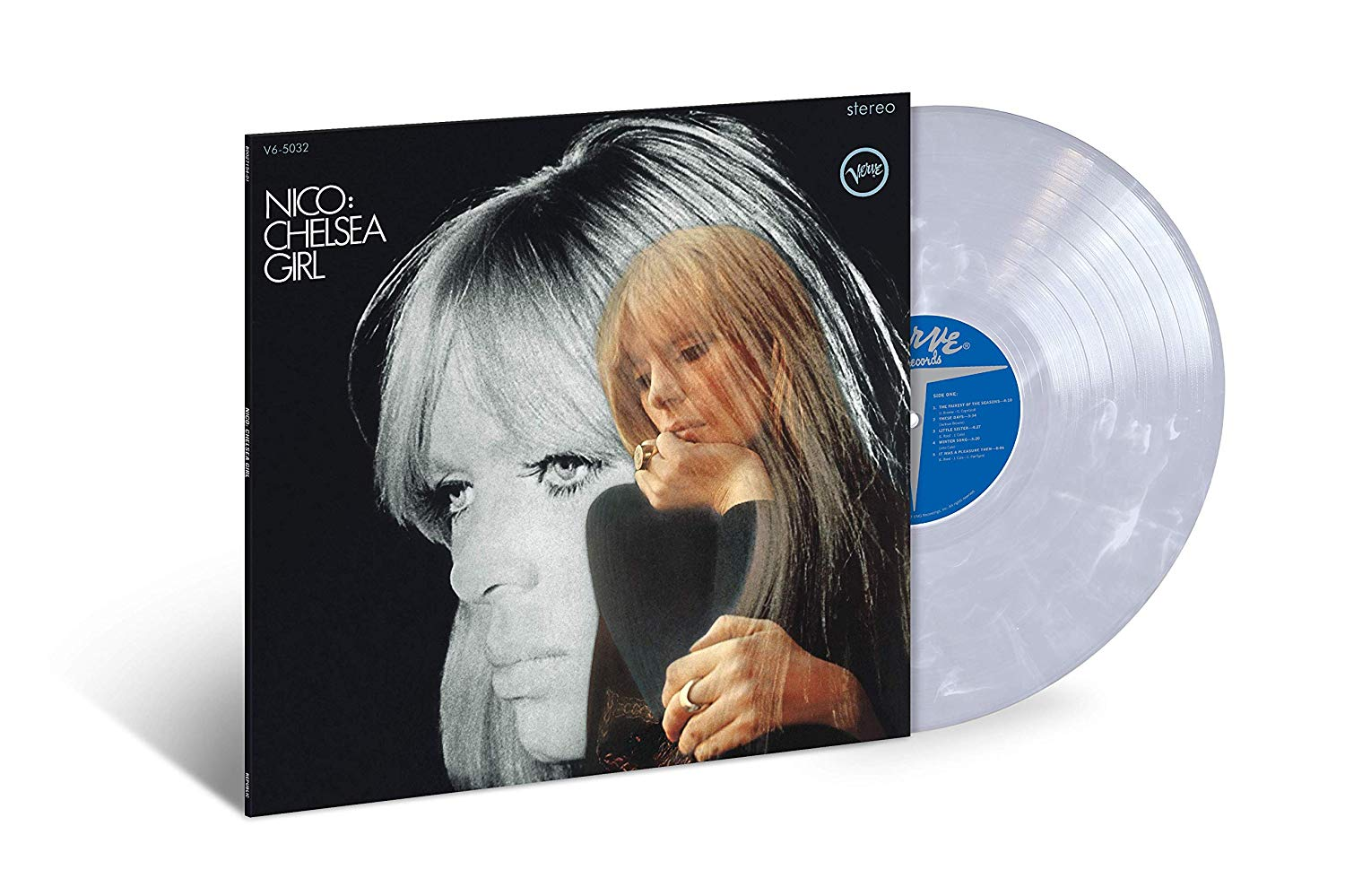 Nico - Chelsea Girl [Smoke Swirl LP]