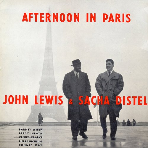 John Lewis - Afternoon In Paris (Spa)