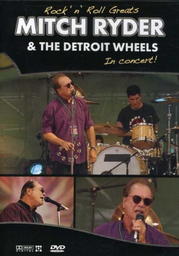 Mitch Ryder & The Detroit Wheels - Rock 'n' Roll Greats - Mitch Ryder and the Detroit Wheels [DVD]