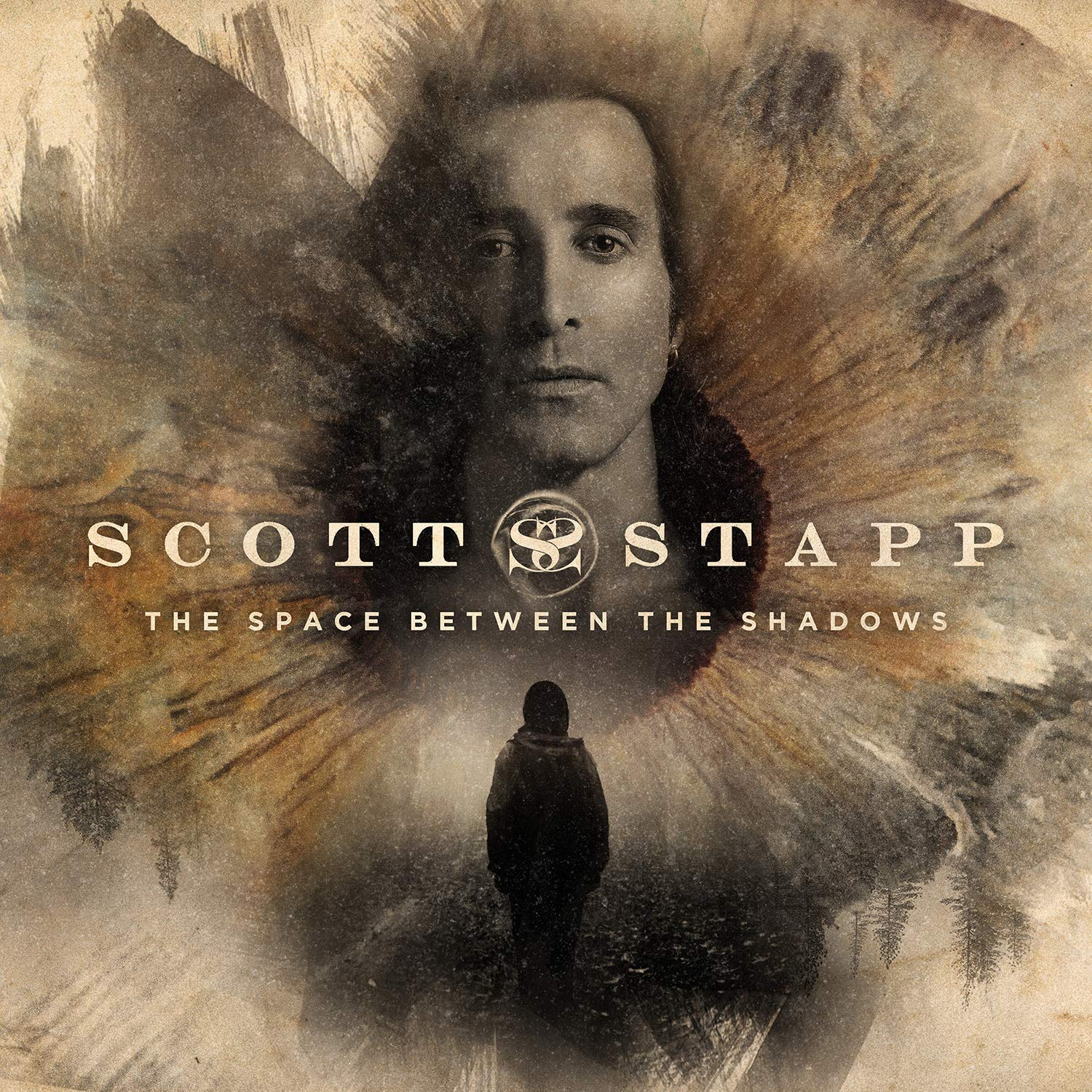 Scott Stapp - The Space Between The Shadows [LP]
