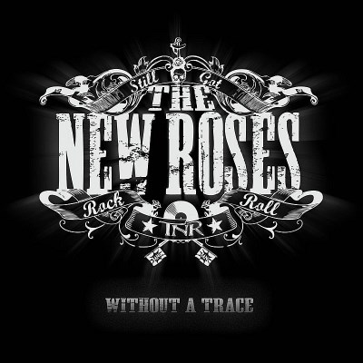 The New Roses - Without A Trace [Import Limited Edition Vinyl]