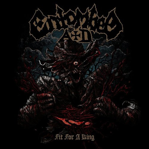 Entombed A.D. - Fit For A King - Single