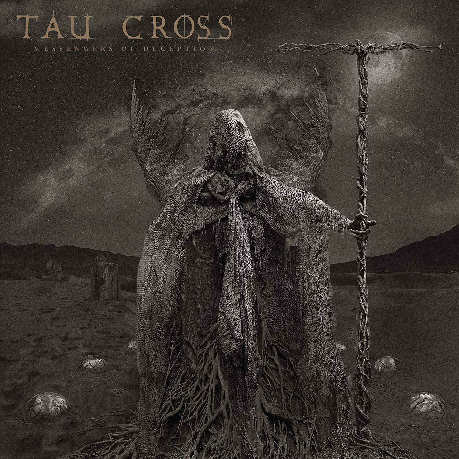 Tau Cross - Messengers Of Deception [Etched Vinyl]
